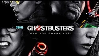 Melissa McCarthy Kate McKinnon Leslie Jones  Paul Feig on Ghostbusters w Carrie Keagan