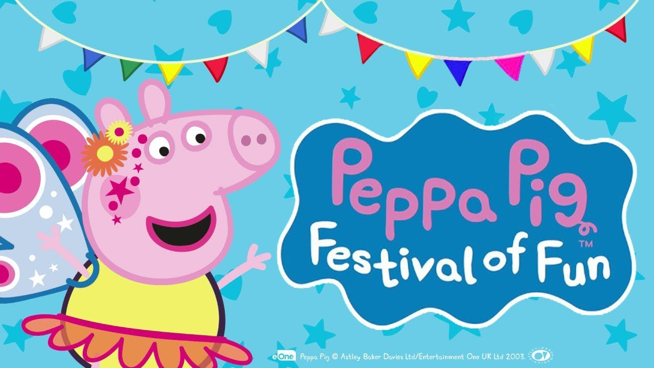 Peppa Pig Movie 2019 Festival Of Fun In Cinemas April 2019 Youtube