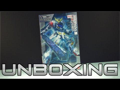 1/100 Full Mechanics Gundam Barbatos Lupus...