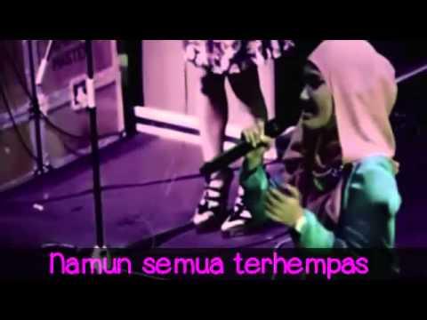 Fatin Shidqia -  Hold me [ instrumental ]