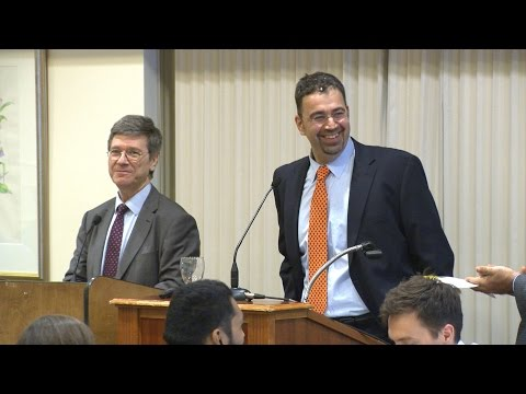 Janus Conversation with Daron Acemoglu and Jeffrey Sachs  button