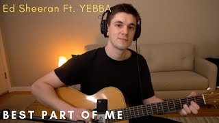 Gambar cover Ed Sheeran - Best Part Of Me (feat. YEBBA) Cover
