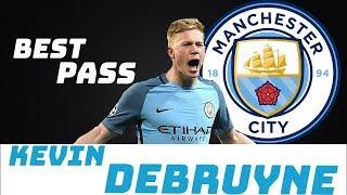 ケビン・デブライネ 世界一パスが上手い男 パス集 マンチェスターシティ       Kevin De Bruyne Best Pass  Manchester city