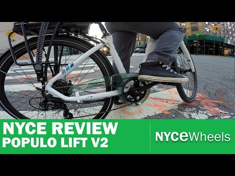 Lehe S1 Superlight Electric Bike Review Doovi