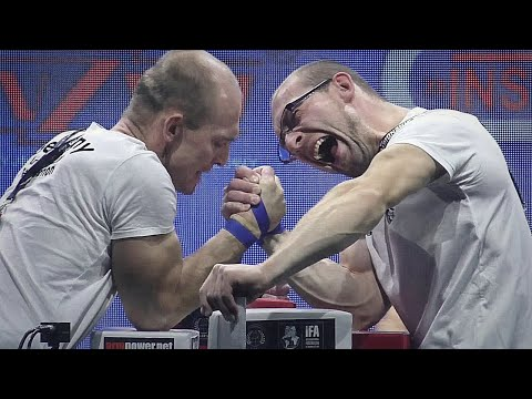 World Arm Wrestling Championship 2019 RIGHT HAND Finals