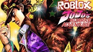 MUCH CONFUSION! || Roblox Project JoJo Episode 1 (Roblox JoJo Bizarre Adventures)