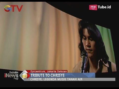 Melegenda dalam Musik Indonesia, MNC Pictures Memproduksi Film Tribute to Chrisye - BIP 07/12
