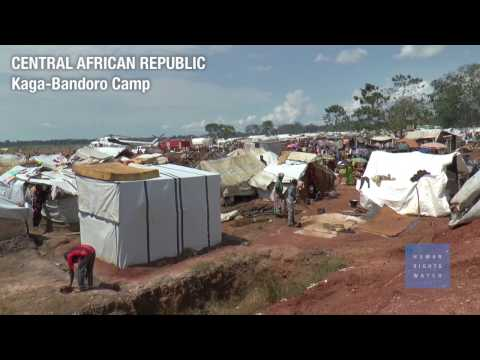 UN-Protected Camp Burned, Dozens Killed in Central African Republic