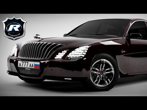 Что за новая Волга Я офигел от увиденного Новинки авто, концепция автомобиля будущего ГАЗ