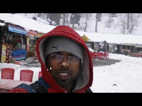 Snowfall #Srinagar