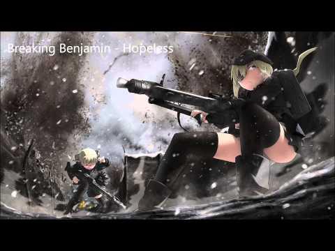 Breaking Benjamin Hopeless - Nightcore