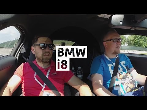 BMW i8 - Большой тест-драйв (видеоверсия) / Big Test Drive