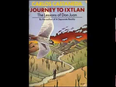 Carlos Castaneda - Journey to Ixtlan. Audiobook Part 1