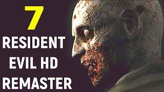 Resident Evil HD Remaster #7 - Гигантский паук и нападение лягушек
