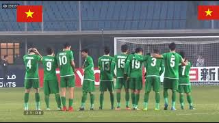 U23 Việt Nam vs U23 Iraq (5-3)   Full highlights và Penalty   U23 AFC Championship 2018