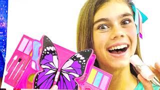 ناستيا تلعب مع الصورة السحرية, قصص مضحكة جديدة للأطفال حول الألعاب السحرية