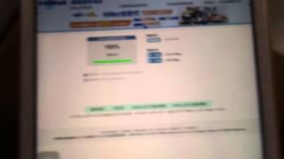 Repeat youtube video 卓越科技 TOTO LINK EX300 無線穿樓橋接測試