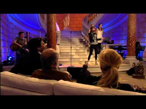 Glennis Grace zingt 'Het land van' in De Beste Zangers van Nederland