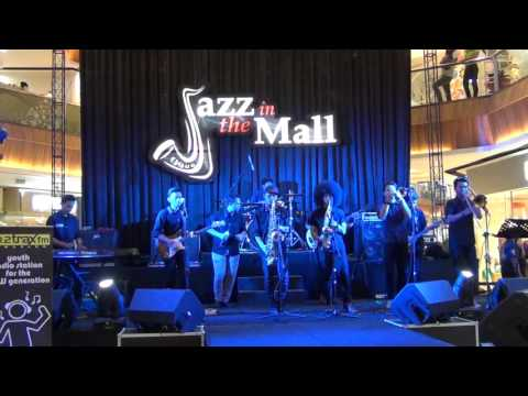Be Seven Steady - Jazz in the mall 6 Oktober 2015
