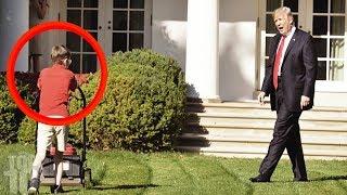 HIDDEN SECRETS The White House Don
