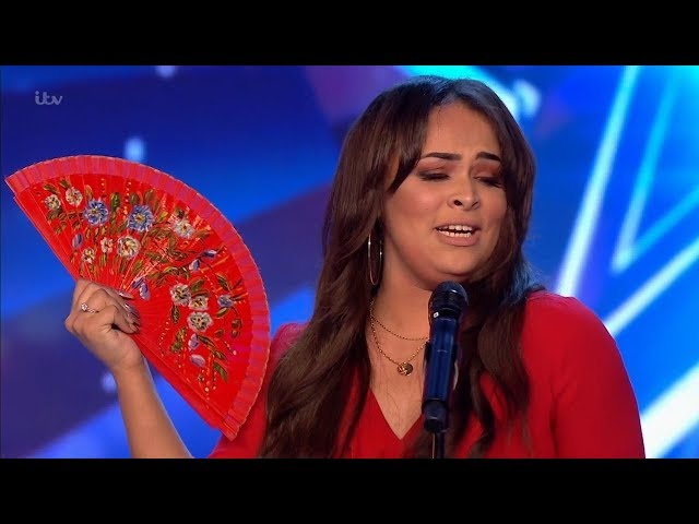 Britains Got Talent 2019 Faith Tucker Opera Singer Full Auditions S13E01