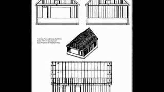 G196 26' X 36' Garage With Loft