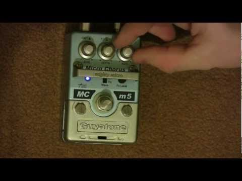 how to make a chorus pedal
