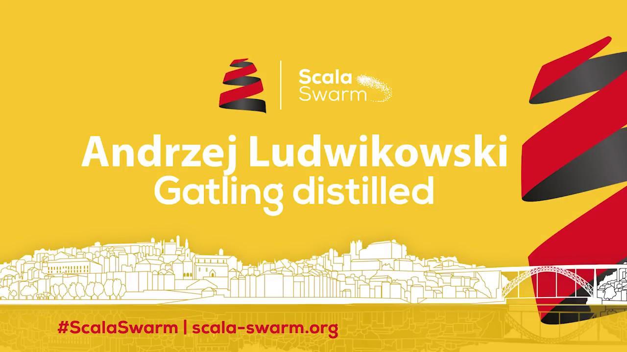 Scala Swarm 2017 | Andrzej Ludwikowski: Gatling distilled