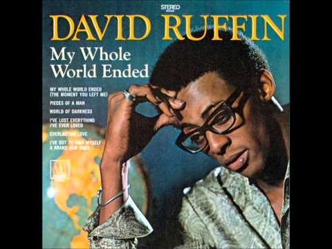 I've Lost Everything I've Ever Loved - David Ruffin