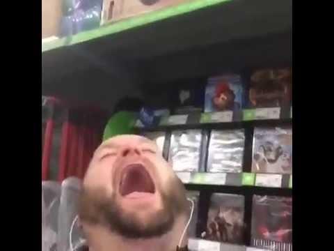 Funny Hot Guy Meme : Mariah carey high note! nailed it!!! arron crascall youtube