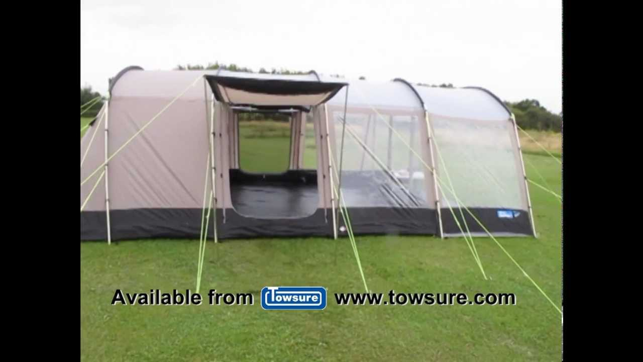 K&a Croyde 6 Family Tent 2013 UK Delivery from Towsure.com - Everything for the Great Outdoors & Kampa Croyde 6 Family Tent 2013: UK Delivery from Towsure.com ...
