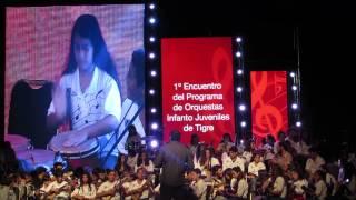 """Orquesta """"Ricardo Carpani"""", """"El año viejo"""" de Crescencio Salcedo"""