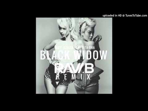 Iggy Azalea ft Rita OraBlack Widow Ravi B Remix FREE DOWNLOAD