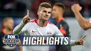 RB Leipzig vs. 1. FC Nurnberg | 2018-19 Bundesliga Highlights