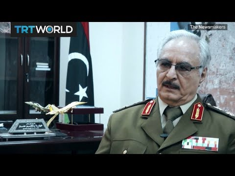 The Newsmakers: Libya