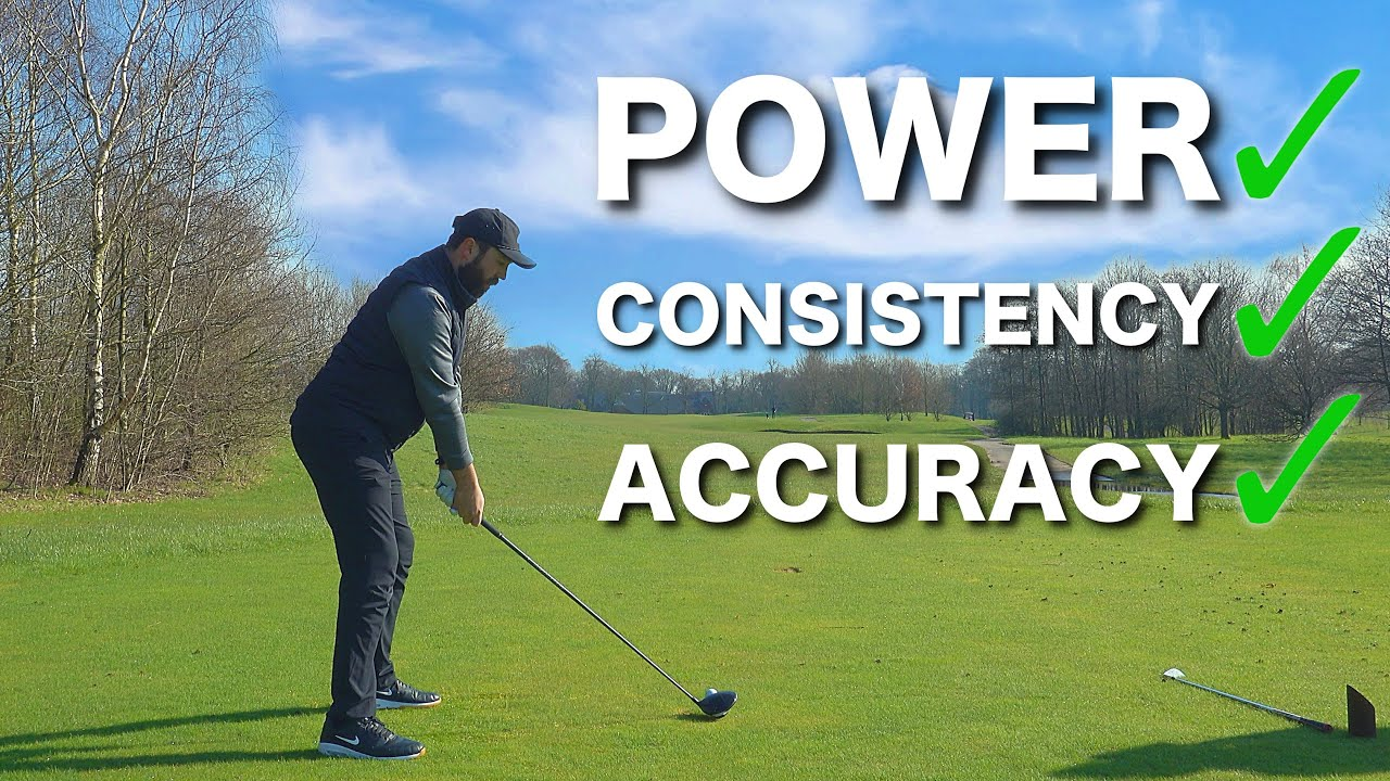 How to stand CORRECTLY to the golf ball!