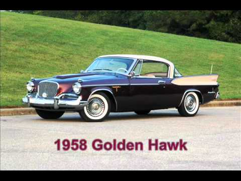 Studebaker's Hawk Models From 1956 Through 1964