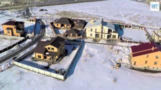 Коттеджный поселок Морской берег в Новосибирске, поселок Ленинское, Морской совхоз