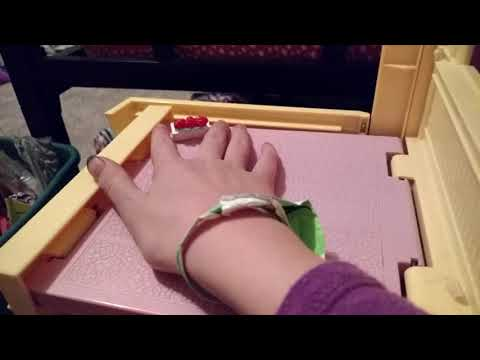 Tour Of A Loving Family Twin Time Dollhouse.