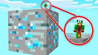 SURVIVING ON GIANT ORES IN MINECRAFT! (EP 2)