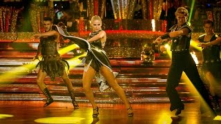 Pixie Lott & Trent Whiddon Paso Doble to