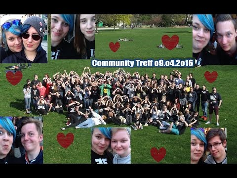 [[V-Log]] CommunityTreff - 09.04.2016 Köln - #LaFamilia