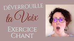 Cours de chant - Un exercice pour déverrouiller votre voix ! - Marie Miault