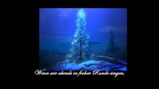 Hohe Tannen weisen die Sterne - Rübezahl-Lied
