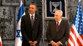 Repeat youtube video President Obama and President Peres of Israel Speak at State Dinner