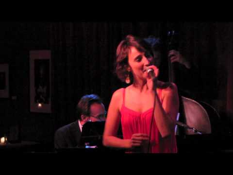 Emilie COLLOMB - At the Birdland Jazz Club  - NEW YORK