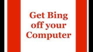 How to remove Bing virus off Mac stop redirecting to bing ( 2019 ) Bing redirect