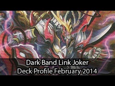 dark band link joker cardfight vanguard deck profile. Black Bedroom Furniture Sets. Home Design Ideas