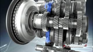 Funzionamento cambio doppia frizione Mercedes 7G-DTC