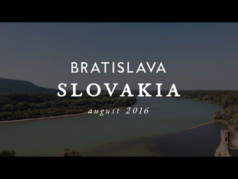 Bratislava, Slovakia // August 2016